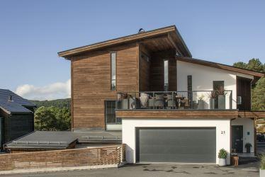 Ombygging av hus